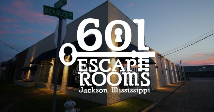 601 Escape Rooms
